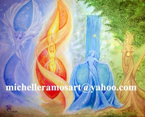 Earth Air Water Fire Symbols http://www.michellechermaine.com/SymbolicFantasy/airfirewaterearth.html